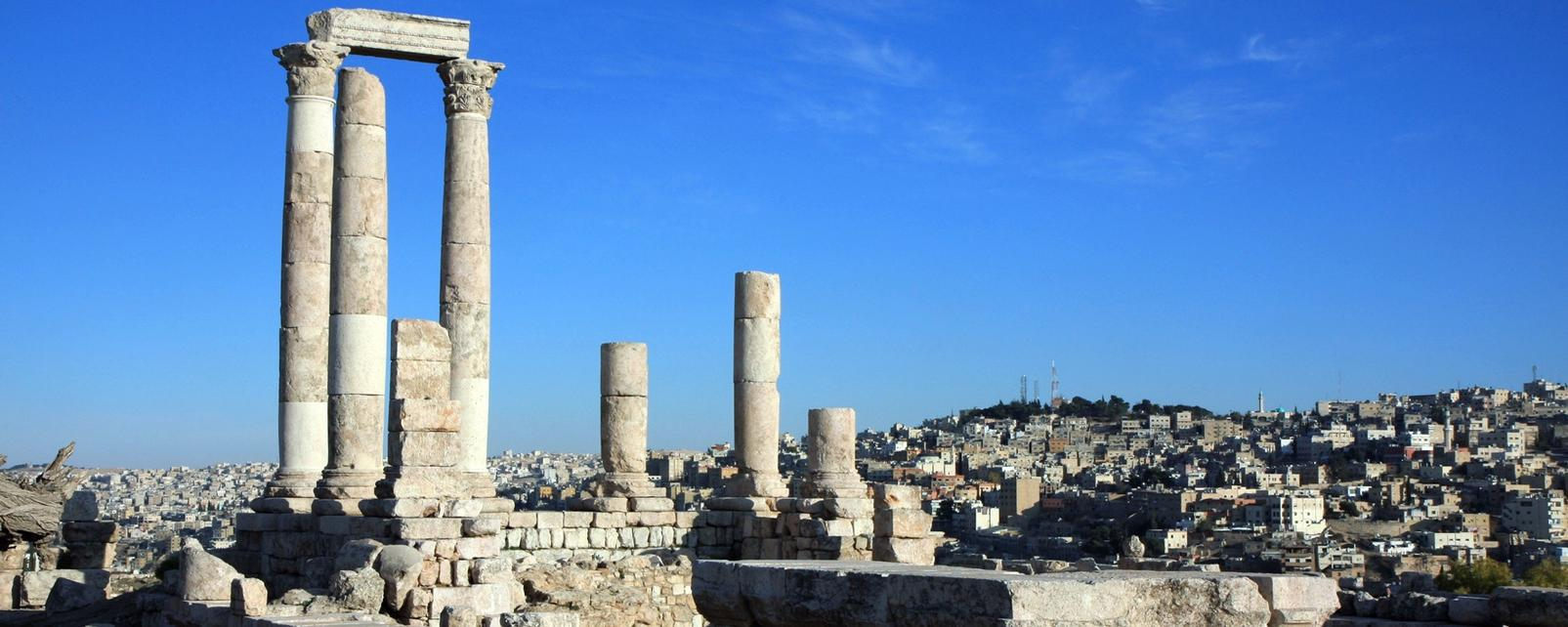 Moyen-Orient; Jordanie; Amman;
