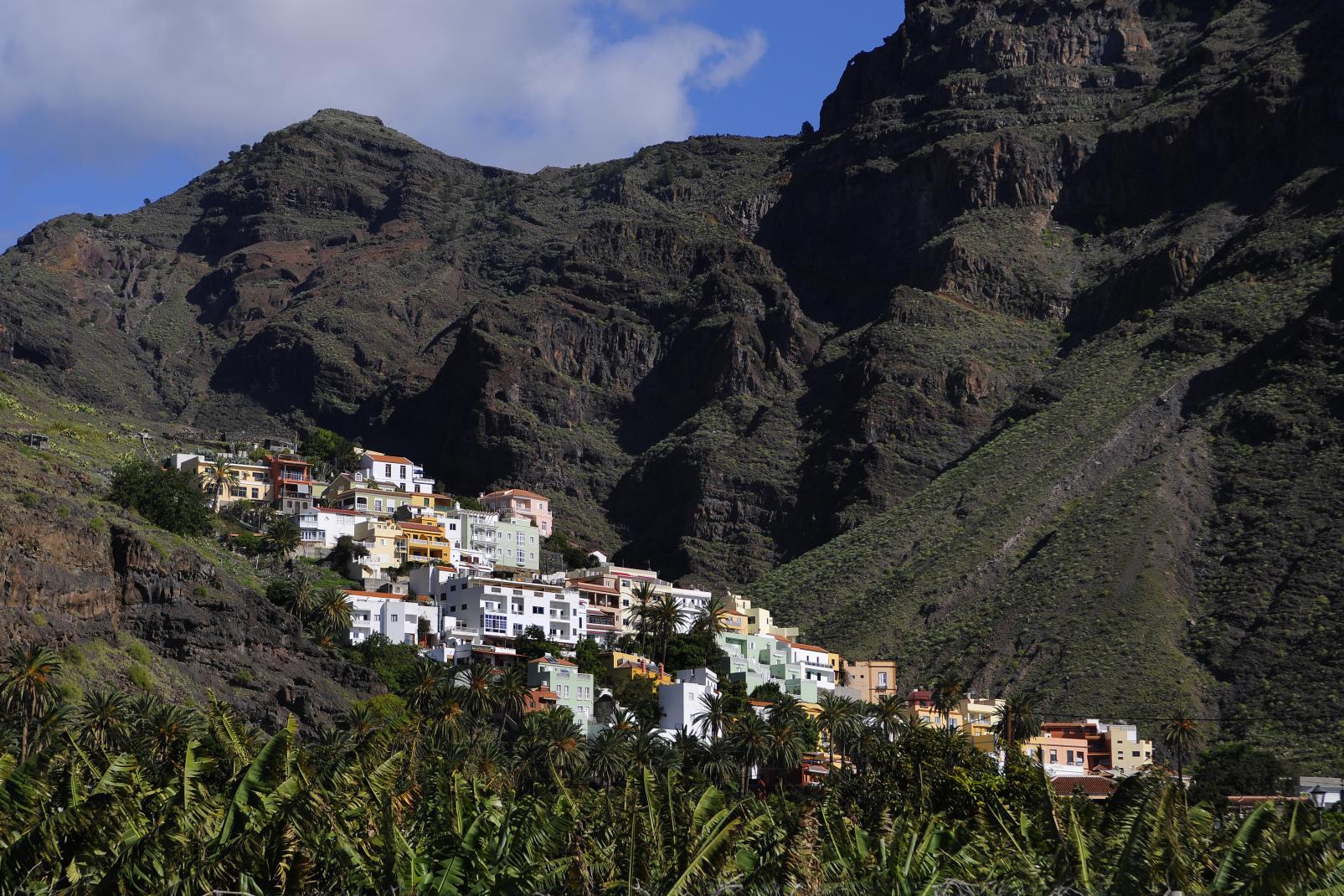 San Sebastian de la Gomera, Canarias, España
