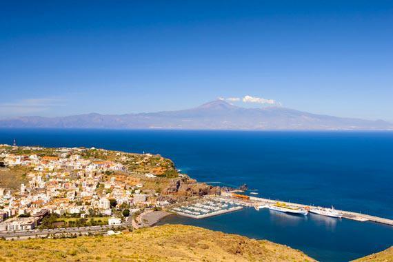 Gomera - San Sebastian - Espagne