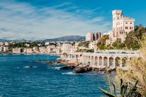 Europe; Italie; Ligurie; Gênes;