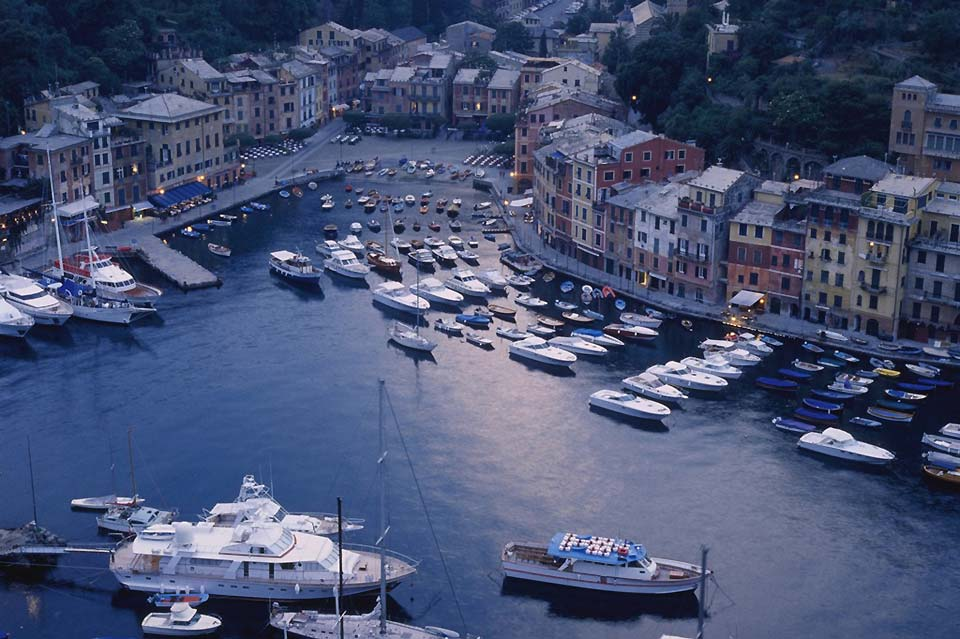The history and the legend surrounding Genoa's port are very old: Liguria's administrative centre owes its pivotal role in the Mediterranean to its strategic position.