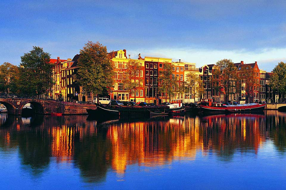 Amsterdam is particularly renowned for the beauty of its canals.