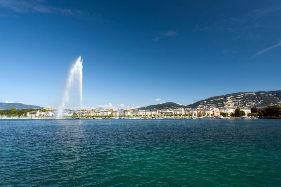 Lying on the shores of Lake Leman (Lake Geneva), Geneva, the headquarters of the United Nations, the Red Cross and over a hundred international organisations, is a highly cosmopolitan city. The city, known as the