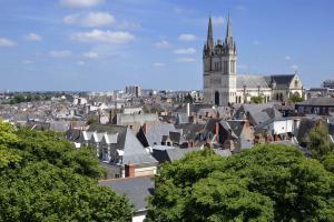 Europe; France; Pays de la Loire; Angers;