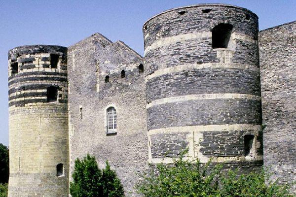 Construit entre 1230 et 1240 sur l'initiative de Saint-Louis, son enceinte médiévale de près d'un kilomètre de circonférence est composée de 17 tours.