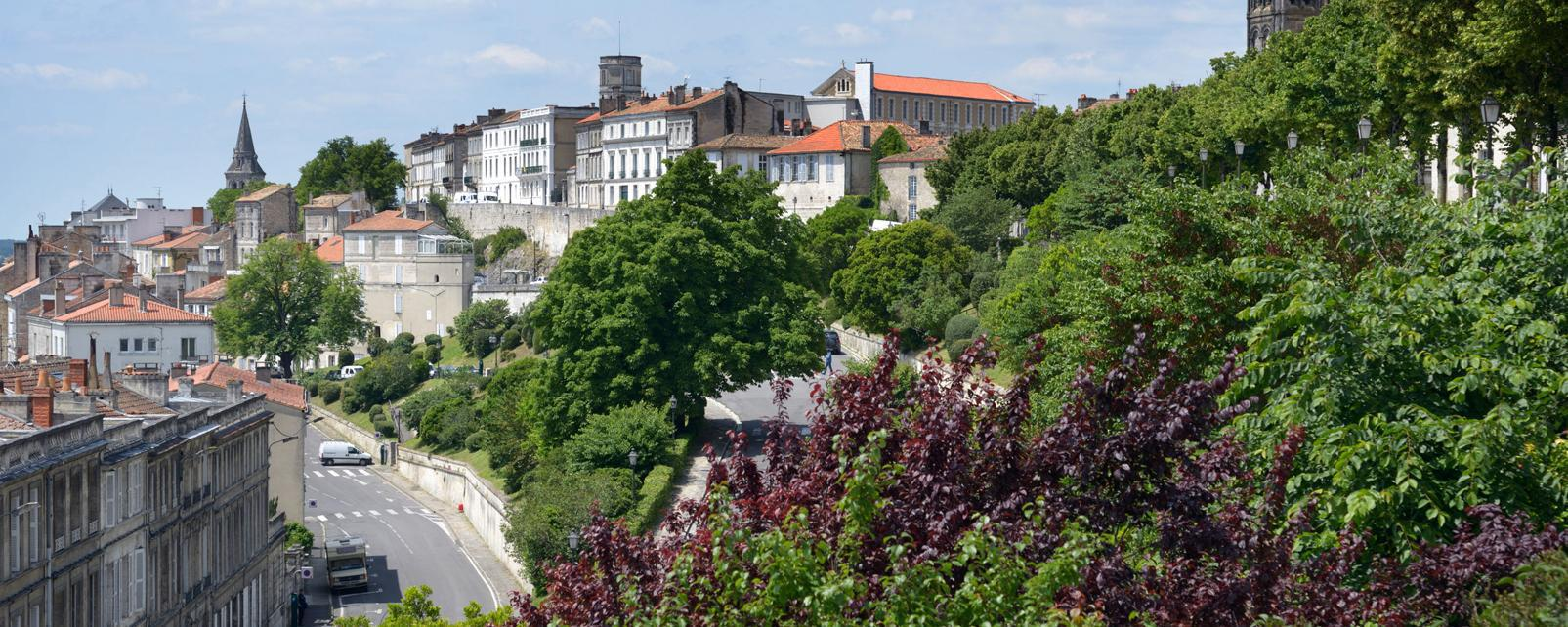 Europe; France; Poitou-Charentes; Angoulême;