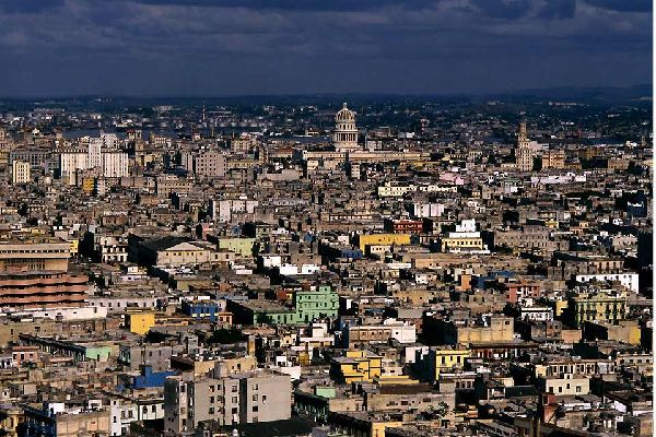 A mythical city and a mixture of European and Caribbean cultures, Havana is synonymous with old American cars, the column-propped houses and villas, and a 'step back in time' atmosphere...Havana simply cannot be summed up in one sentence!...