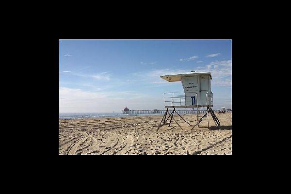 Huntington Beach wird ebenfalls ?The Surf City? genannt.