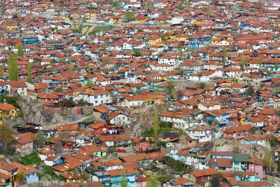 Ankara est la capitale de la Turquie depuis 1923.