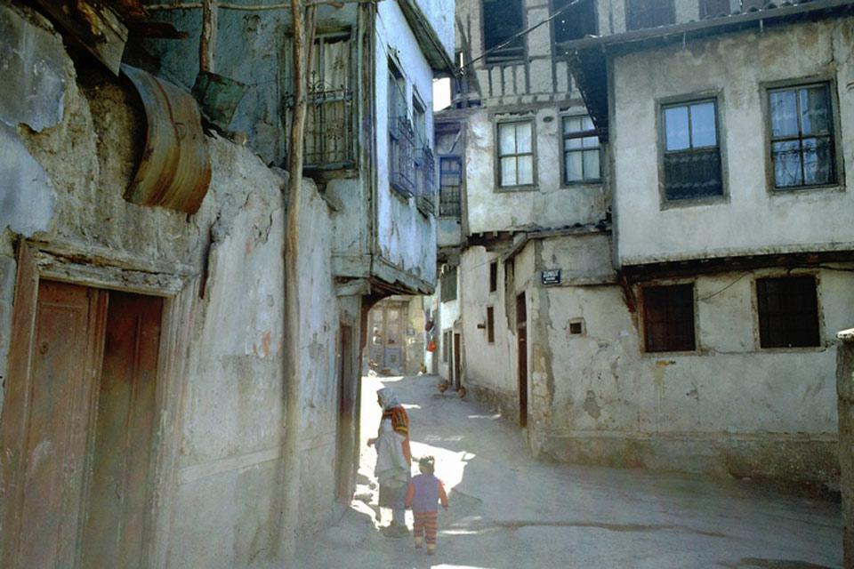 The city's inhabitants are known as Ankarians.