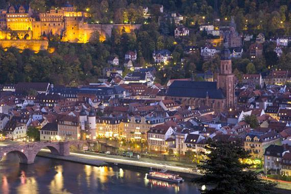 Travel to Heidelberg, Germany - Heidelberg Travel Guide - Easyvoyage