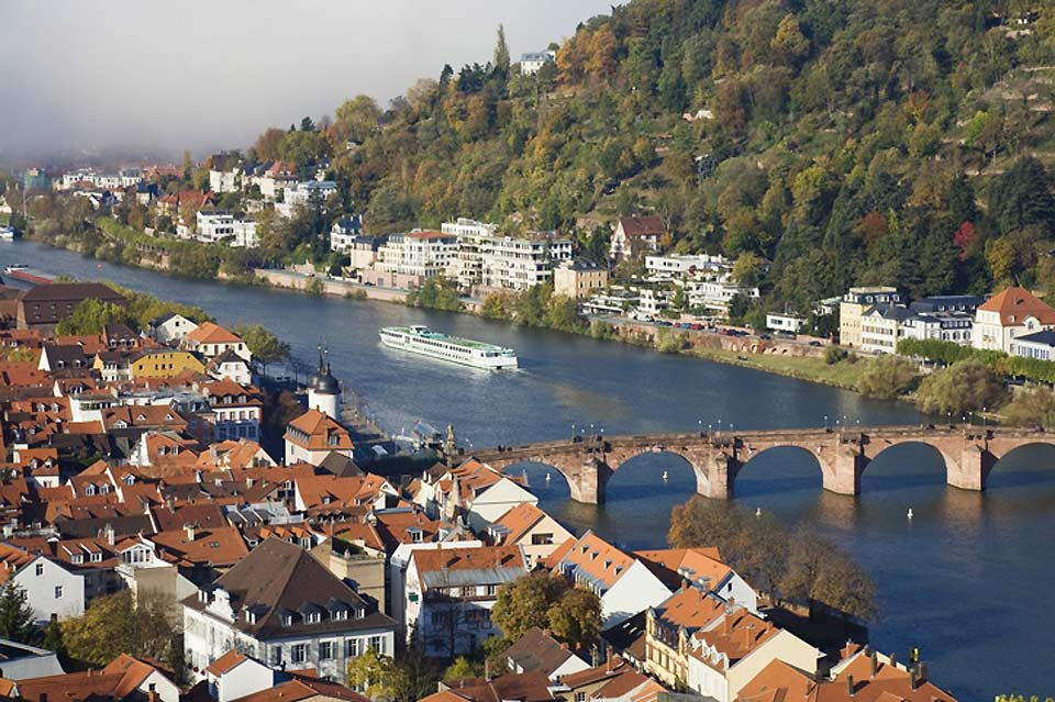 Heidelberg is a beautiful place to visit.