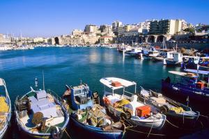 Europe; Grèce; Crète; Heraklion;