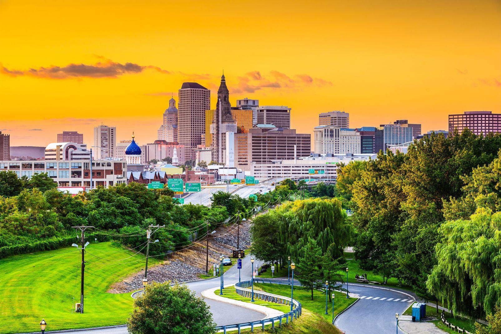 Hartford, Le nord-est des Etats-Unis, Etats-Unis, Hartford, Connecitcut