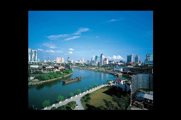 La capital turística de China.