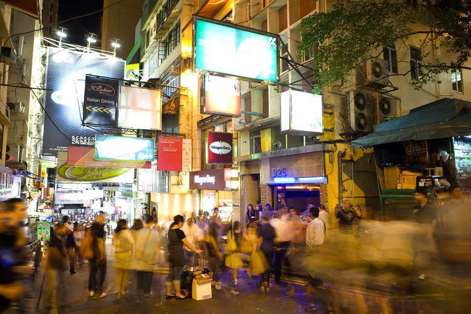 Hongkong ist mit nur 2 Mio. Einwohnern relativ spärlich besiedelt. Trotzdem handelt es sich um die modernste Insel des Archipels.