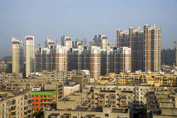 Harbin es una ciudad industrial en pleno desarrollo económico.