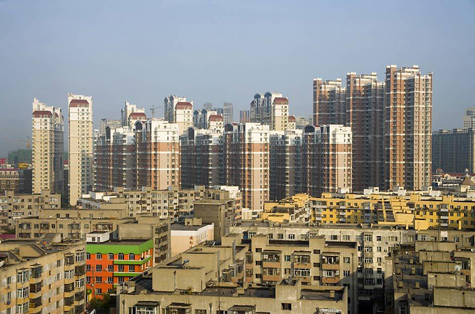 Harbin is an industrial city in full economic expansion.