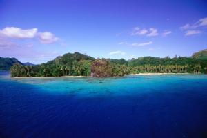 Océan Pacifique; Polynésie; Tahiti; Bora Bora; Huahine;