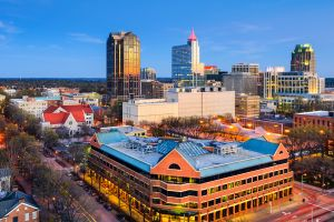 Raleigh, Le sud des Etats-Unis, Etats-Unis, Raleigh North Carolina
