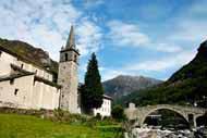 Aosta zählt unzählige Türme aus verschiedenen Zeitepochen, die verschiedenen Zwecken dienen und der Stadt ihr besonderes Aussehen verleihen.