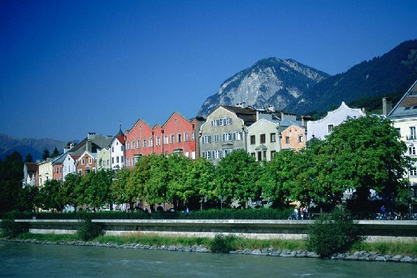 Innsbruck, which has twice hosted the Winter Olympics, is primarily a favourite haunt of winter sports enthusiasts.