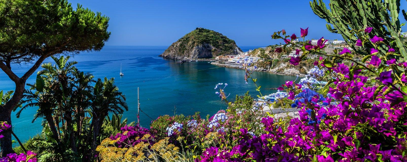 Ischia, Campanie, Italie,