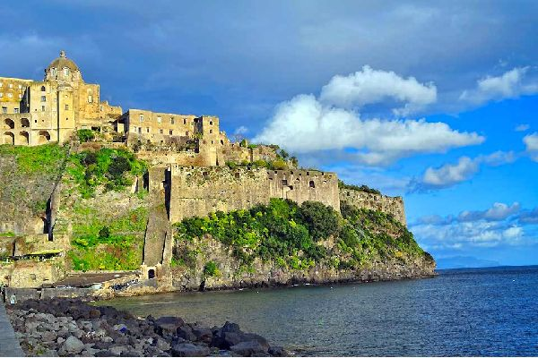 With a surface area of just 18 mi², Ischia is the biggest Italian Island in the Gulf of Naples. It is divided into six communes and is home to approximately 62,000 inhabitants. The northern part of the island holds the lush vegetation you would expect to find in this part of sunbathed Italy: vineyards, tomatoes, lemons, figs, pomegranates and dates grow here in abundance.   This biodiversity benefits ...