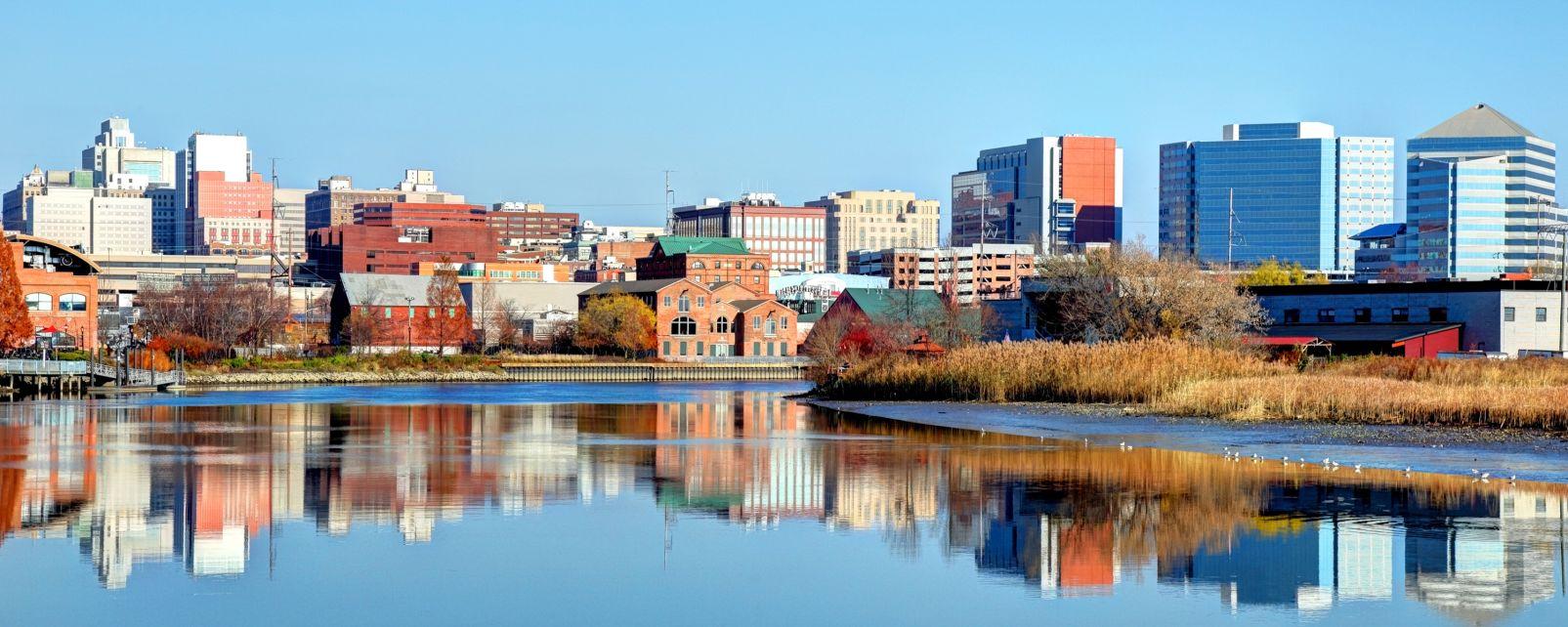 Wilmington, Le sud des Etats-Unis, Etats-Unis, Wilmington, Delaware