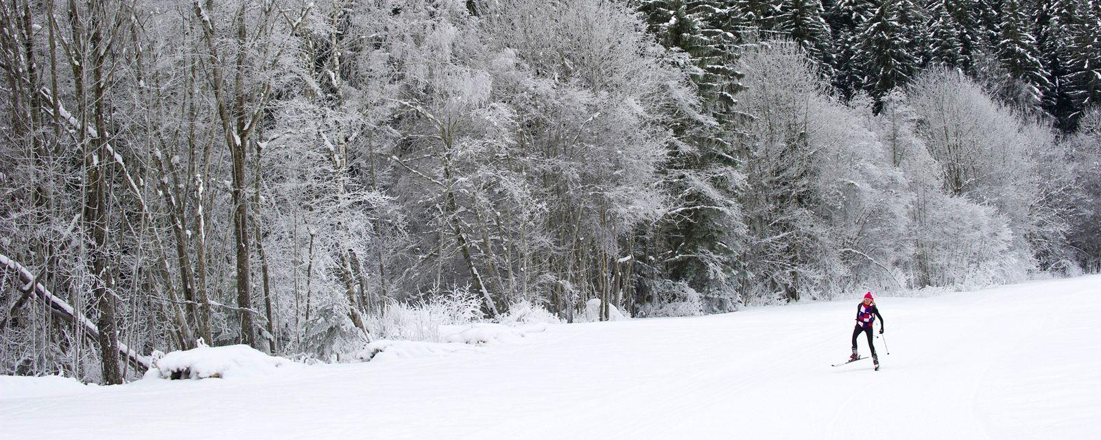 Ivalo, Finnland