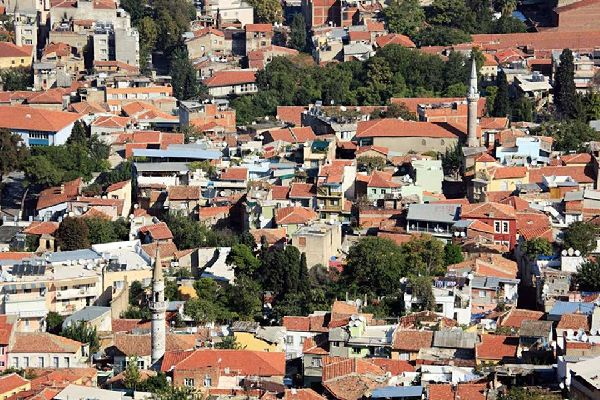 The city of Izmir was once called Smyrna.