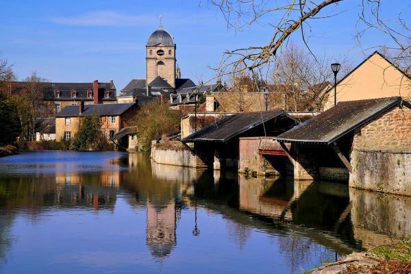 Weather forecast Alençon, France - Best time to go - Easyvoyage