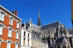 Europe; France; Picardie; Amiens;