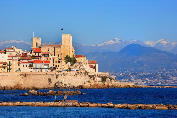 Weather Forecast Antibes In April