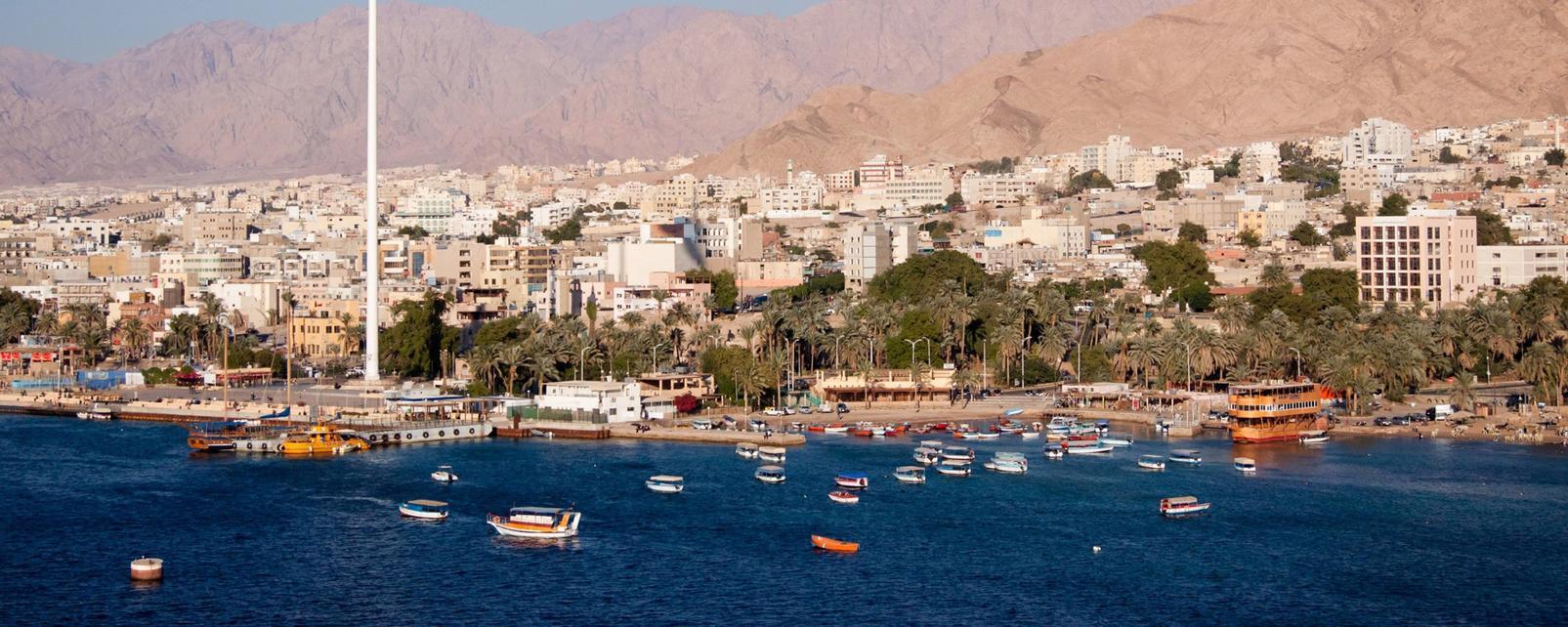 Moyen-Orient; Jordanie; Aqaba;
