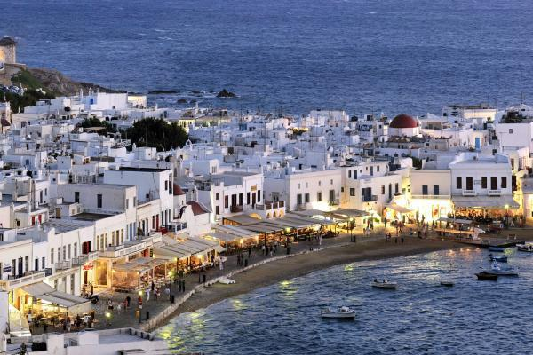 Weather Forecast Mykonos In July