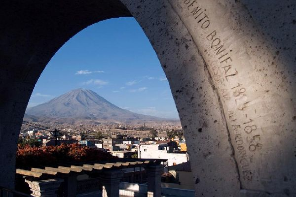 Arequipa is nicknamed the white city because of the volcanic sillar rock illuminating the façades. Peru's second largest and qaintest city, along with Cuzco, it is located at the foot of the volcano Mount Misti. Here, you should not fail to visit to Santa Catalina monastery, a city within the city with blue patios, orange alleys and the atmosphere of another century.   ...