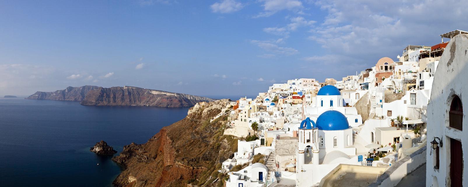 Europe; Grèce; Cyclades; Santorin;