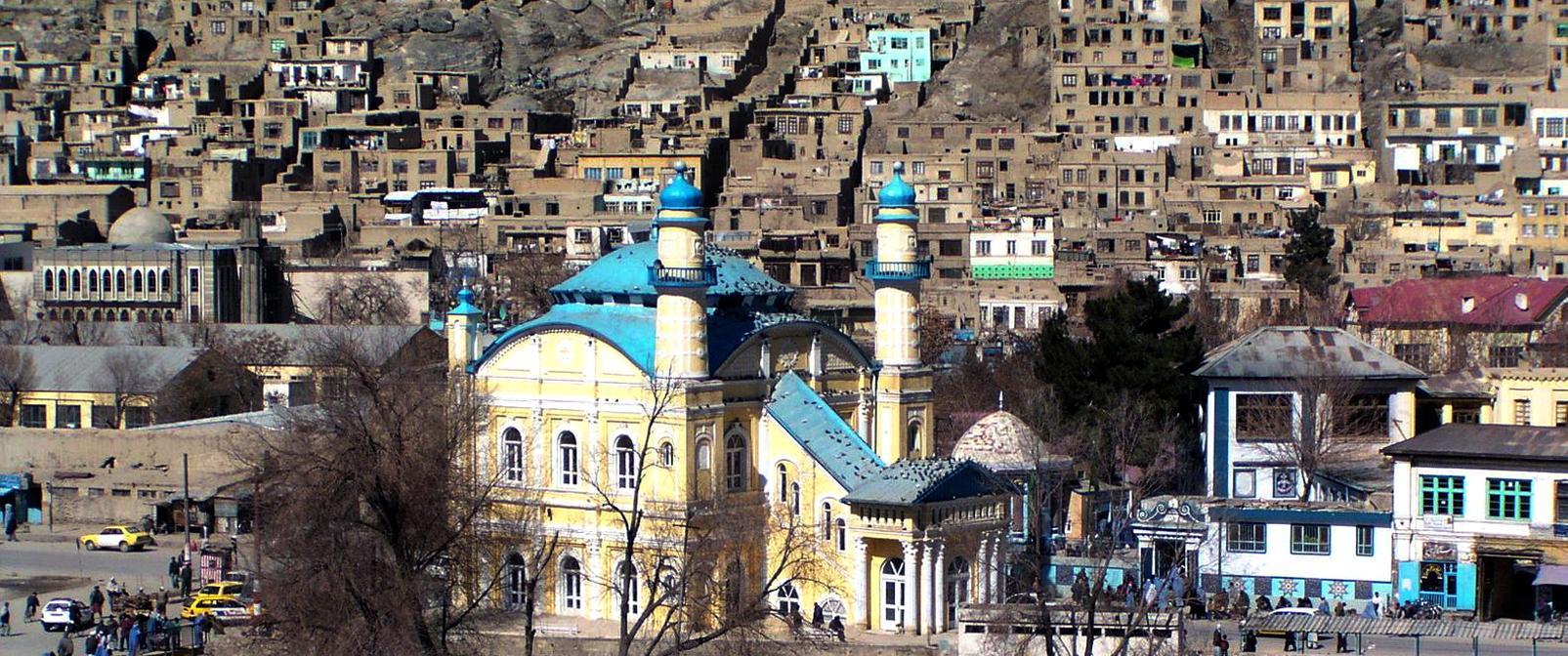 Asie; Afghanistan; Kaboul;
