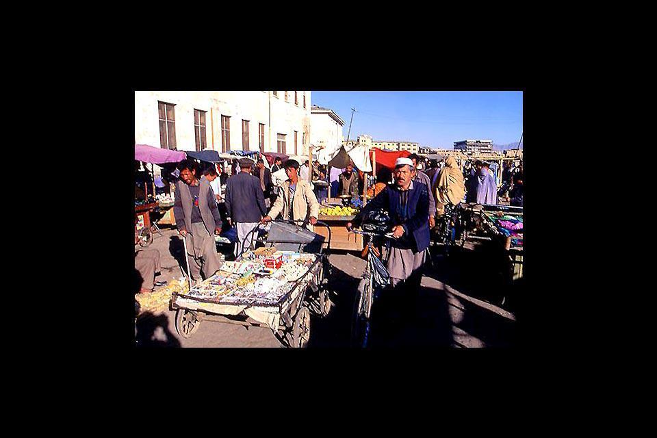 Kaboul est la capitale et la principale ville d'Afghanistan. Cette cité très ancienne a été fondée il y a environ 3500 ans.