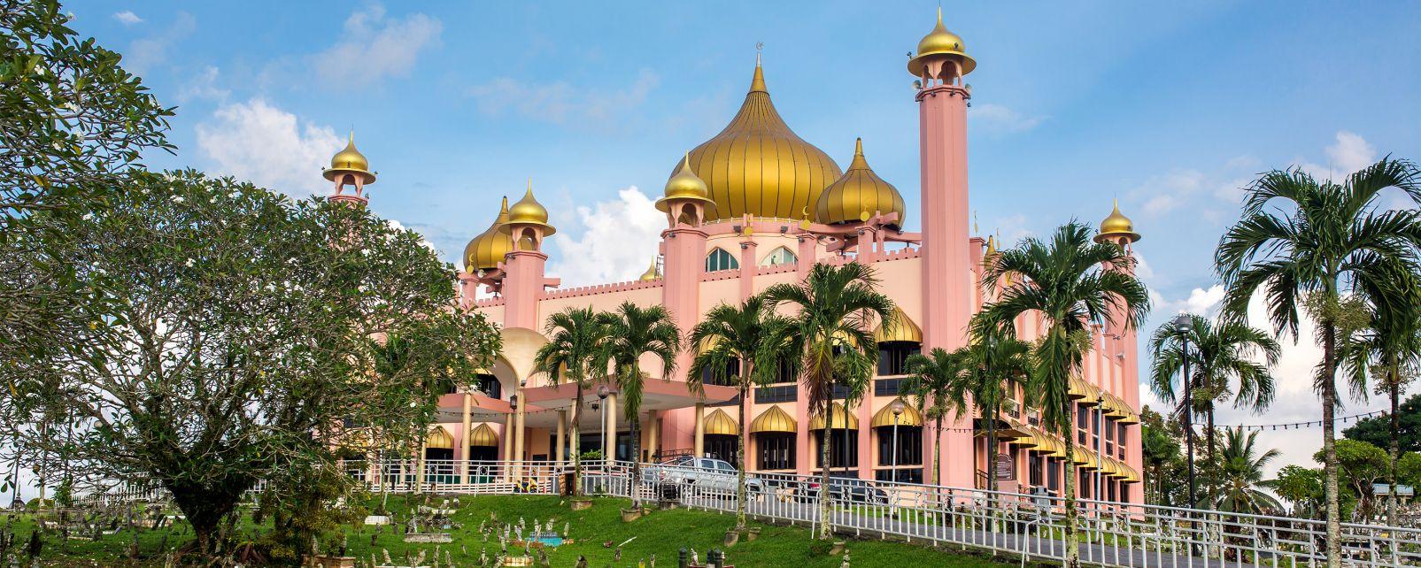 Asie; Malaisie; Malaisie orientale; Kuching;