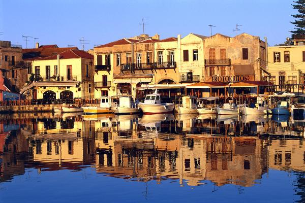 Weather Forecast Rethymno In May