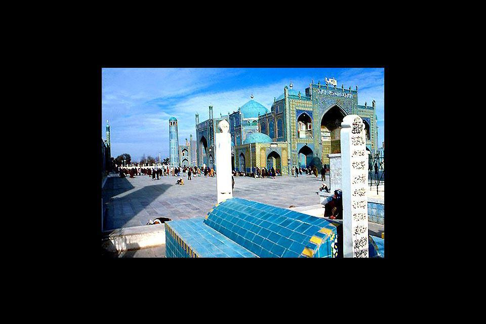 Kandahar is the country's second largest city.