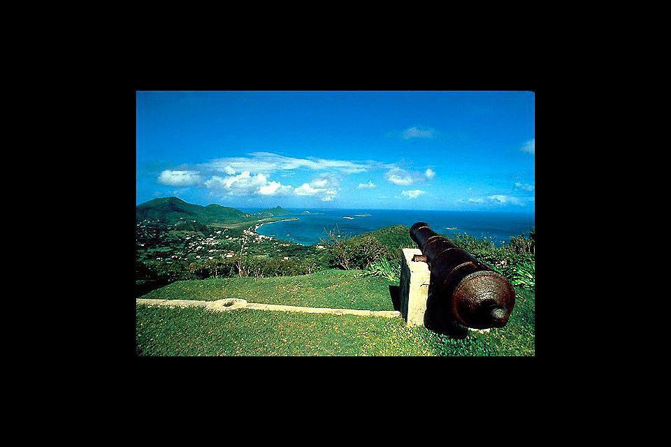 Hillsborough ist die Wirtschaftshauptstadt von Grenada.