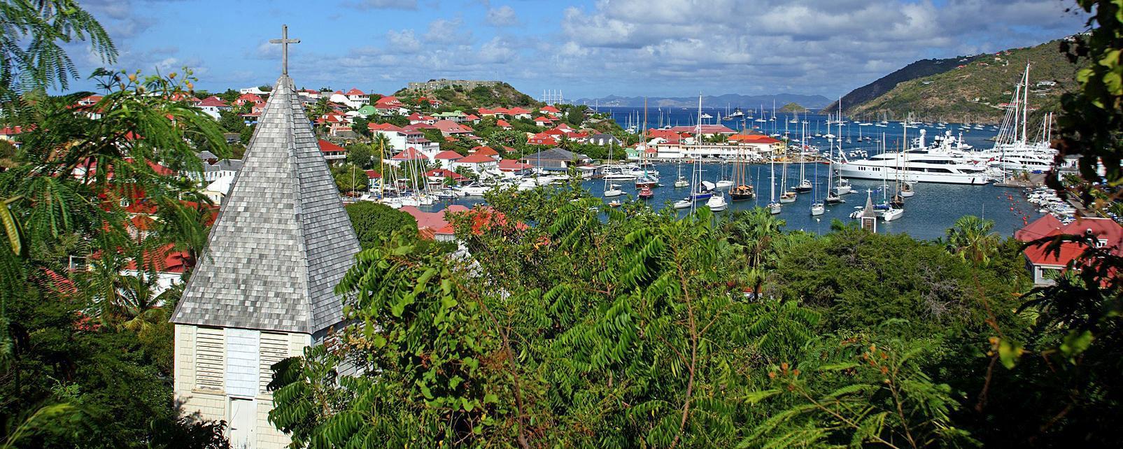 Caraïbes; Caraibes; Saint-Barthélemy; Gustavia;