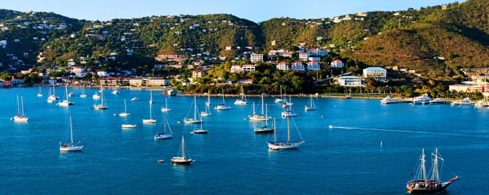 Caraïbes; Caraibes; Iles Vierges américaines; Charlotte Amalie;
