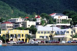 Caraïbes; Caraibes; Iles Vierges américaines; Christiansted;
