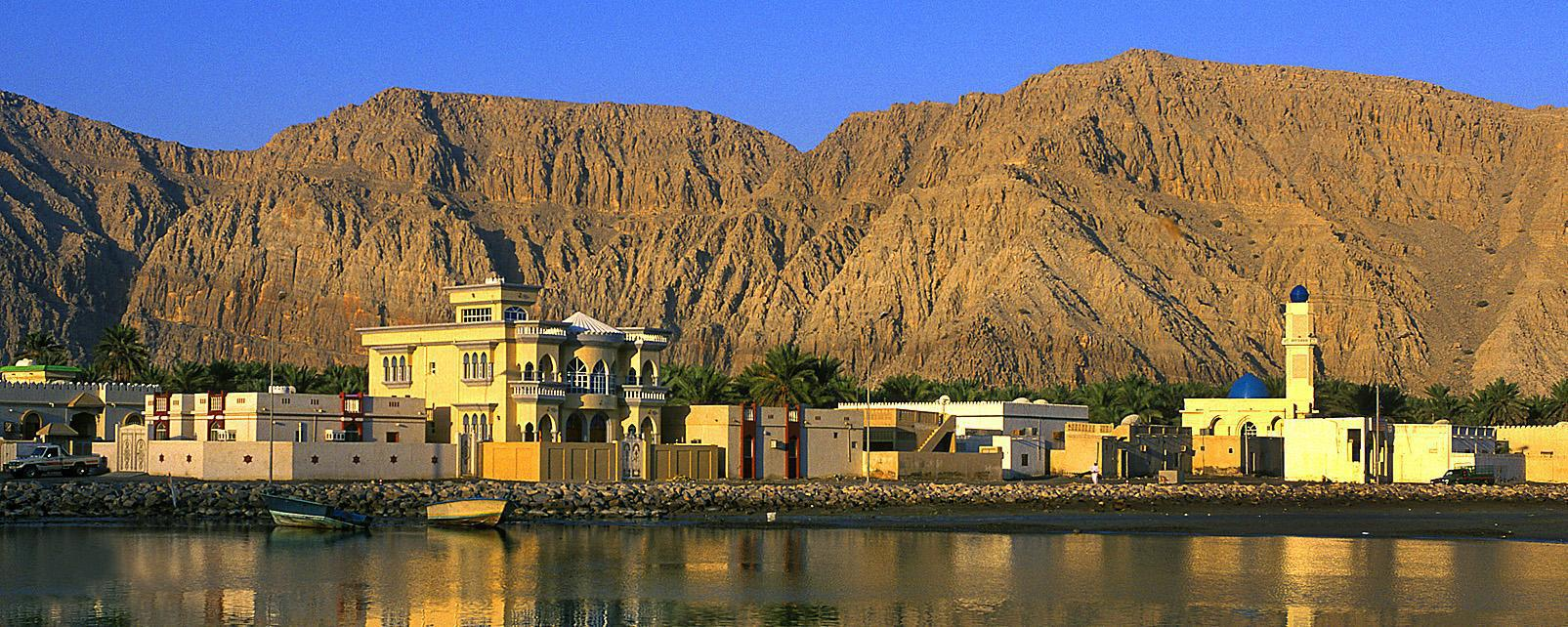Travel To Khasab Oman Khasab Travel Guide Easyvoyage