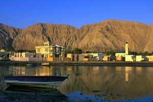 Moyen-Orient; Sultanat d'Oman; Khasab;