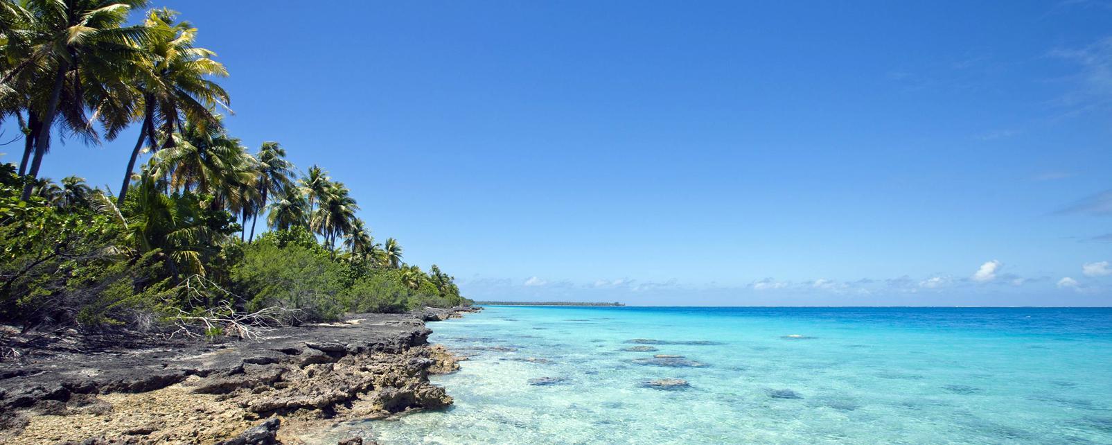 Océan Pacifique; Nouvelle-Calédonie; Koné;